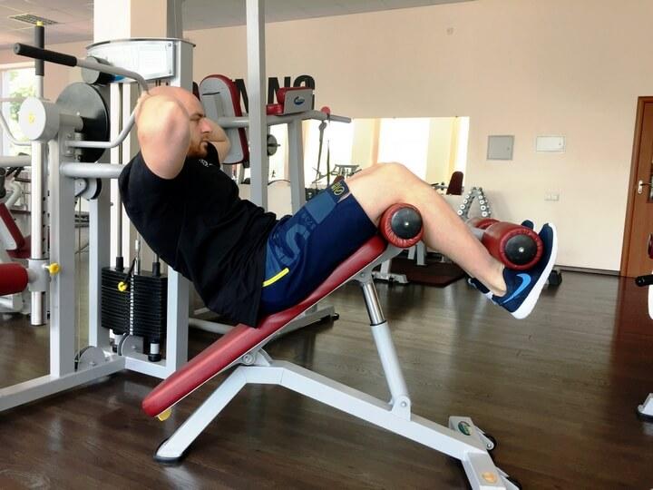 Комплекс Упражнений на Пресс: Как Не Навредить Позвоночнику